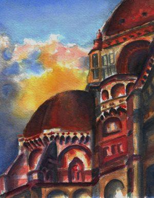 Original Watercolor Paintings